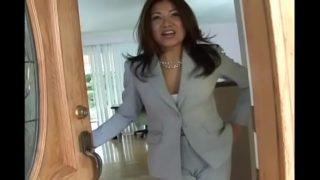Jackie Lin scopa in tutte le posizioni